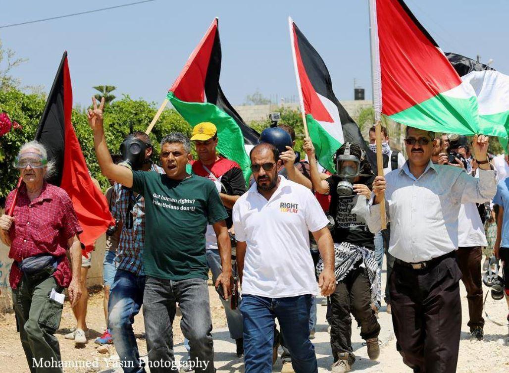 Iyad Burnat: Das Bürgerkomitee Bil'in und der gewaltfreie Widerstand gegen die israelische Besatzung